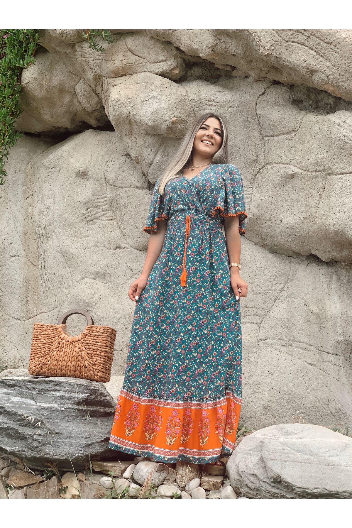 Tiril tiril şahane elbise